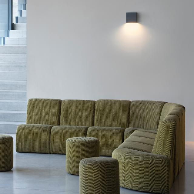 VIBIA Structural LED Wandleuchte 1-flammig