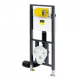 Viega Prevista Dry Wand-WC-Montageelement, H 112 cm, nachträgliche Höhenverstellung