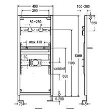 waschtisch wandarmatur einbauh he eckventil waschmaschine. Black Bedroom Furniture Sets. Home Design Ideas