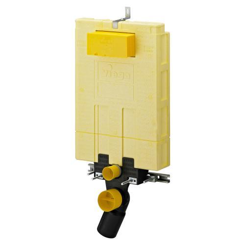 Viega Mono-WC-Vorwandblock 2H für Betätigung von vorn