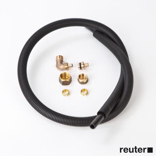 Viega Multiplex-Trio Anschlussgarnitur