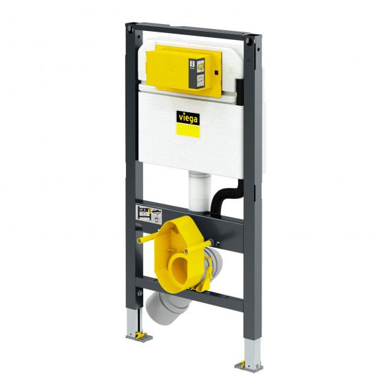 Viega Prevista Dry Wand-WC-Montageelement, H: 98 cm