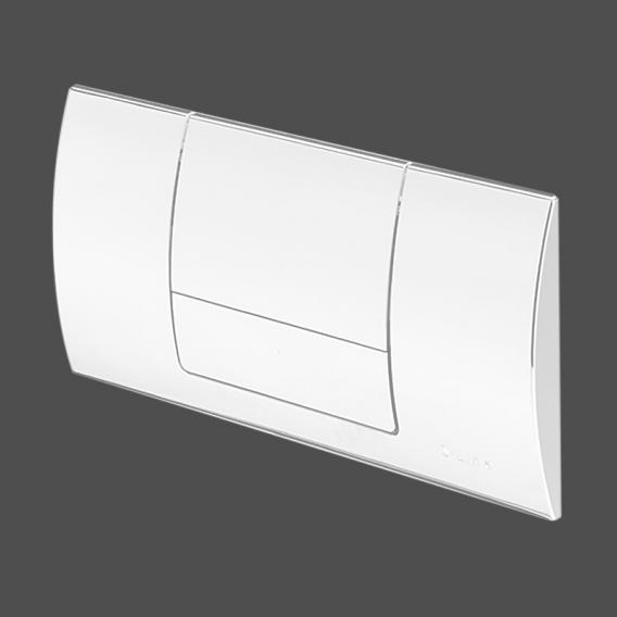 Viega Standard-Betätigungsplatte aus Kunststoff 8180.1 weiß