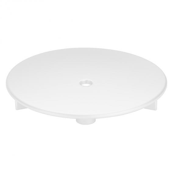 Viega Tempoplex-Ausstattungsset (Abdeckhaube) für Duschwannen mit Ø 90 mm Ablaufloch weiß