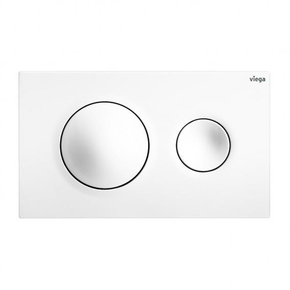 Viega Visign for Style 20 WC-Betätigungsplatte weiß