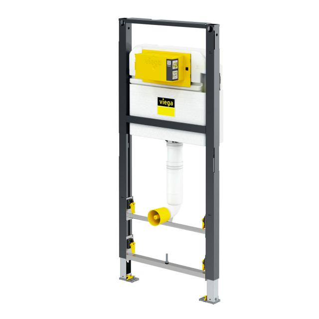 Viega Prevista Dry Stand-WC-Montageelement, H: 112 - 82 cm