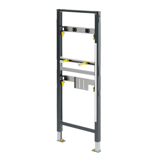 Viega Prevista Dry Waschtisch-Montageelement, H: 130 cm, für Wandarmatur