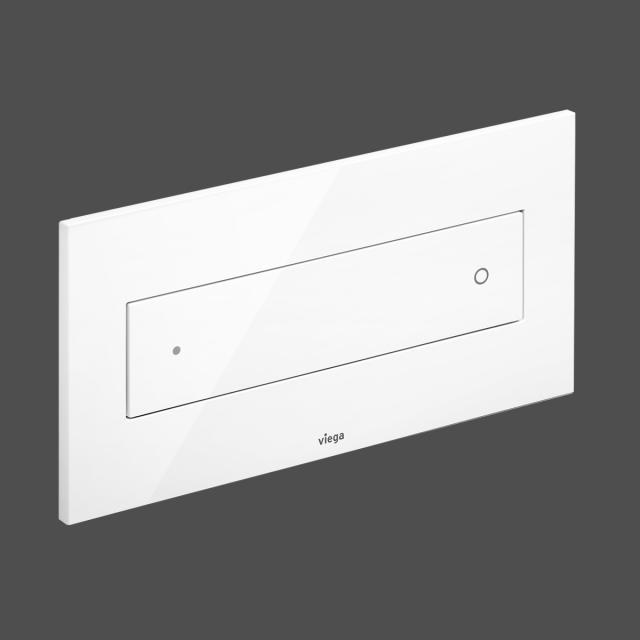 Viega Visign for Style 12-Betätigungsplatte aus Kunststoff 8332.1 weiß