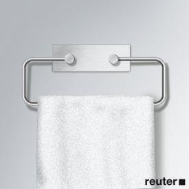 Vola T15 Handtuchhalter, Bügel edelstahl gebürstet