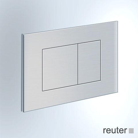 Relativ Vola A85 Betätigungsplatte edelstahl - A85-40 | REUTER SJ72