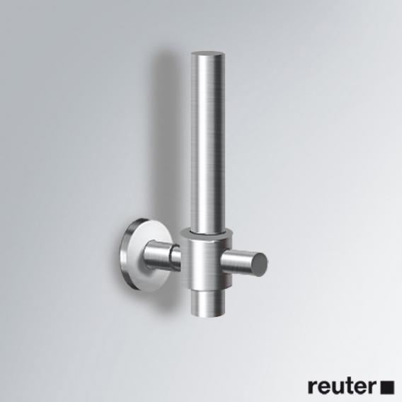 Vola T14 Reservepapierhalter für eine WC-Rolle edelstahl gebürstet