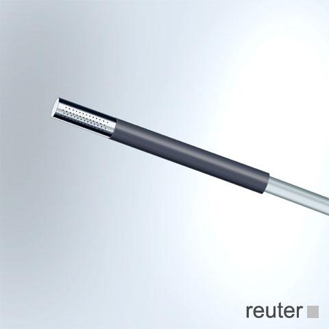 Vola T2 Handbrause mit Brauseschlauch 1500 mm chrom
