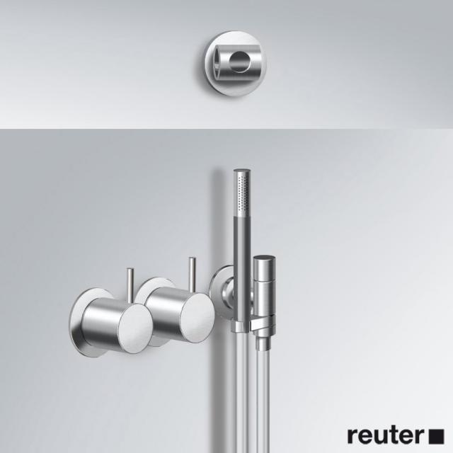 "Vola 5171RT9 Brause-Thermostatventil 3/4"" edelstahl"