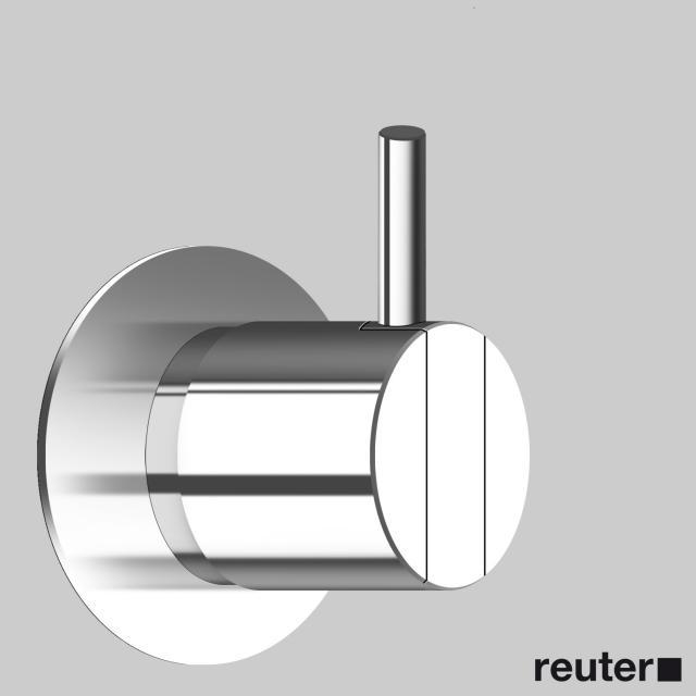 Vola NR28 Ersatz-Bedienungsgriff für Unterputz-Waschtisch-Eingriffmischer chrom