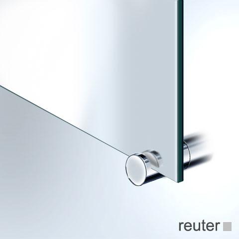 Vola T20 Spiegelhalter chrom