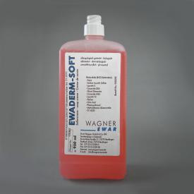 Wagner-Ewar Flüssigseife Ewaderm-Soft (Karton a 12 Flaschen) VE 12 Flaschen à 950 ml/Karton