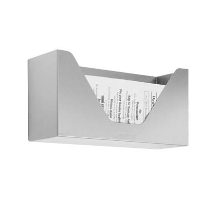 Wagner-Ewar Hygienebeutel-Vorratsbehälter WP 155 für Aufputzmontage edelstahl matt geschliffen