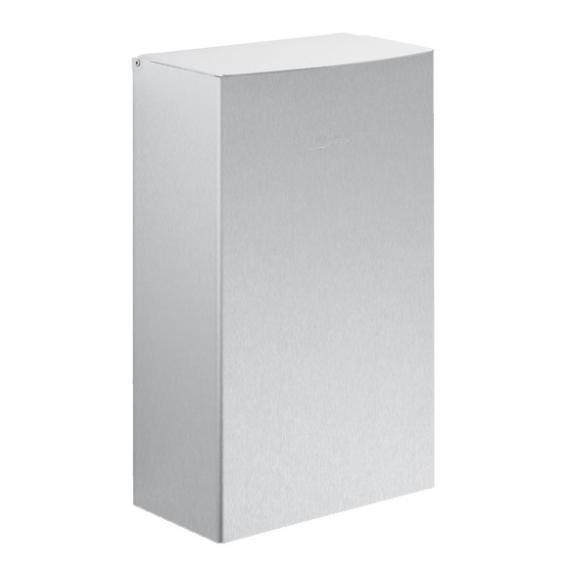 Wagner-Ewar Hygienebeutelabfallbehälter WP 179-2 für Aufputzmontage edelstahl matt geschliffen