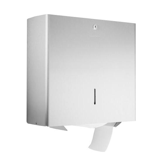 Wagner-Ewar Toilettenpapierhalter für 4 Rollen WP 163-S edelstahl matt geschliffen
