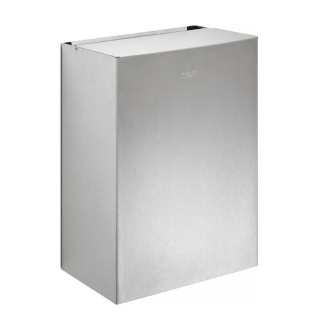 Wagner-Ewar A-Linie Hygieneabfallbehälter mit Papier-Hygienebeutelspender 12 Liter edelstahl gebürstet