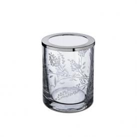 WINDISCH Barocco Zahnbürstenhalter chrom/klar
