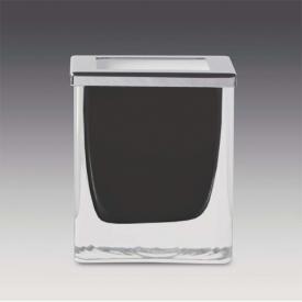 WINDISCH Fashion Zahnbürstenhalter chrom/schwarz