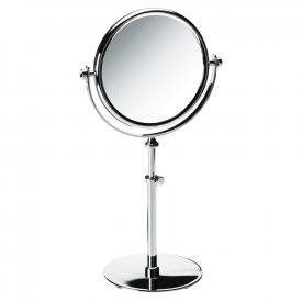 WINDISCH Universal Stand-Kosmetikspiegel chrom