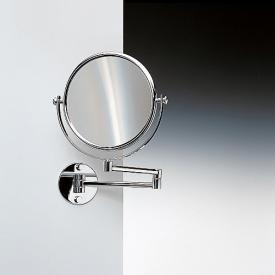 WINDISCH Universal Wand-Kosmetikspiegel chrom