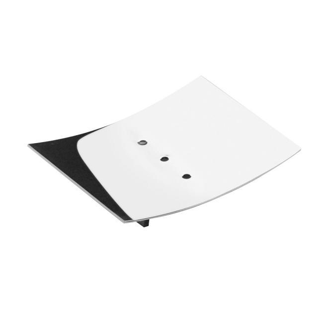 WINDISCH Box Metal Lineal Seifenschale chrom