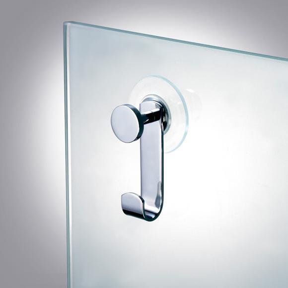 windisch universal haken mit saugnapf chrom 85051cr reuter. Black Bedroom Furniture Sets. Home Design Ideas