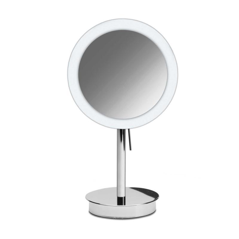 windisch universal stand kosmetikspiegel mit led beleuchtung 99651cr3x reuter. Black Bedroom Furniture Sets. Home Design Ideas