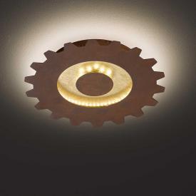 Wofi Leif/Serie 301 LED Deckenleuchte
