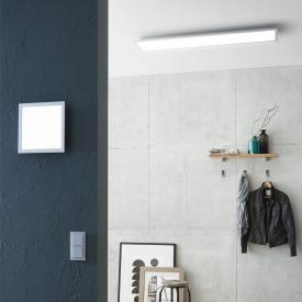Wofi Liv LED Deckenleuchte mit Dimmer Farbtemperatur einstellbar