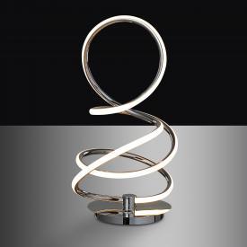 Wofi Soller LED Tischleuchte mit Dimmer