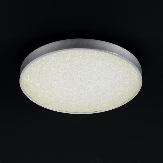 wofi Glam LED Deckenleuchte rund mit Dimmer