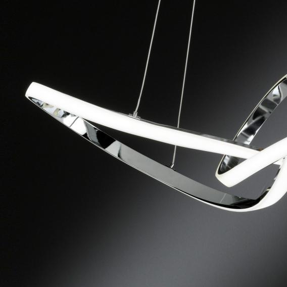Wofi Missoni LED Pendelleuchte mit Dimmer