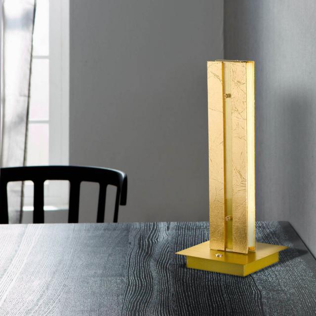 wofi Arlon LED Tischleuchte mit Dimmer