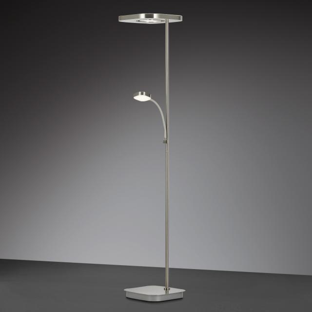 wofi Etana LED Stehleuchte mit Dimmer und Farbtemperatur einstellbar, 3-flammig