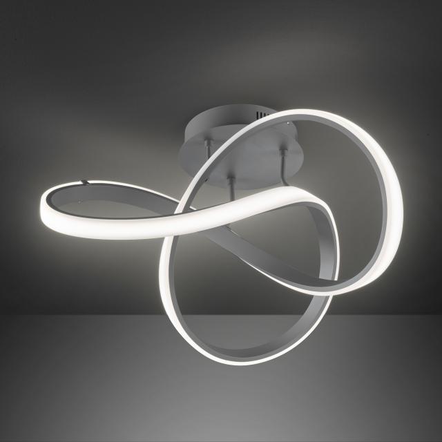 wofi Indigo LED Deckenleuchte, rund