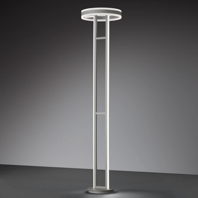 wofi Kemi LED Stehleuchte mit Dimmer