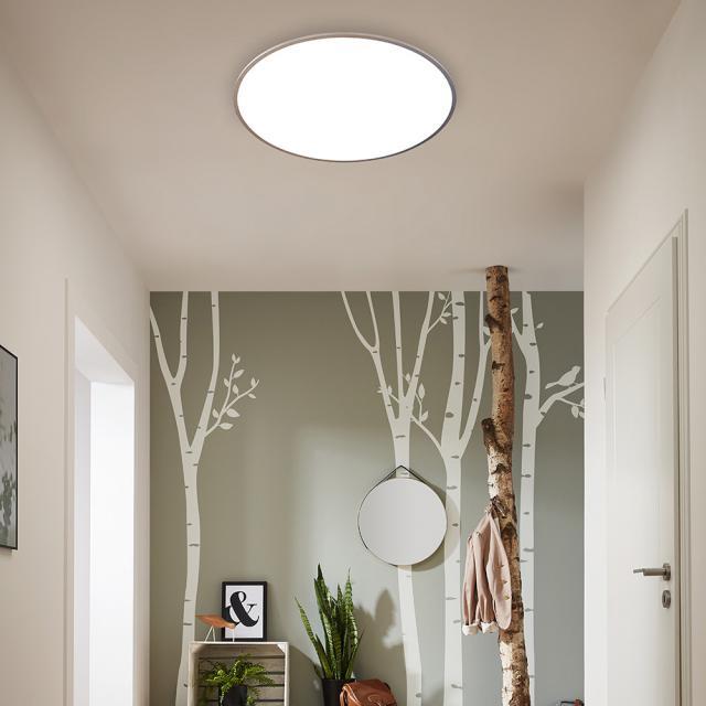 wofi Linox LED Deckenleuchte mit Dimmer