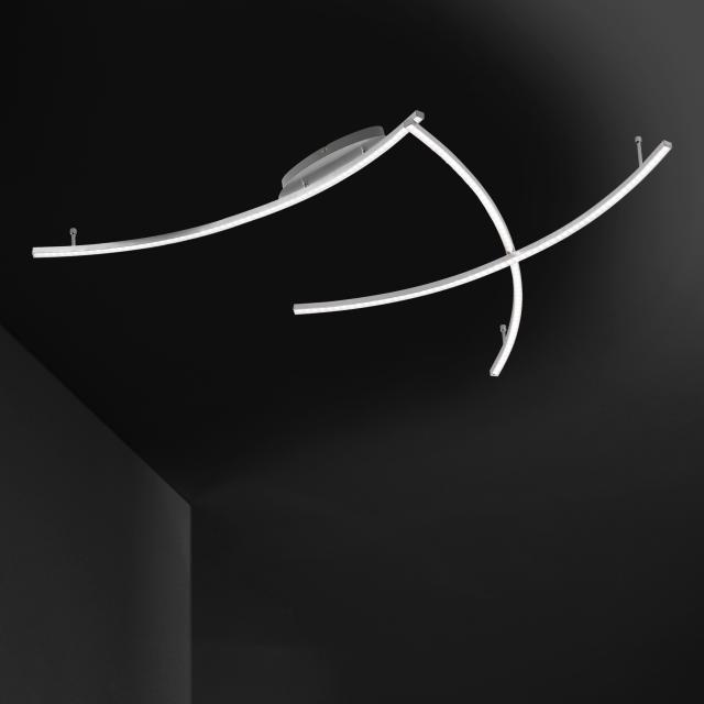 wofi Mons LED Deckenleuchte