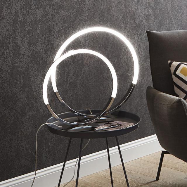 wofi Soul LED Tischleuchte mit Dimmer