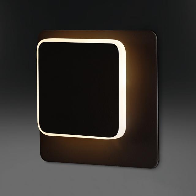 wofi Sutter/Serie 785 LED Wandleuchte, eckig