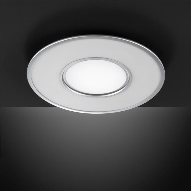 wofi Terma LED Deckenleuchte mit Dimmer und Farbtemperatur einstellbar