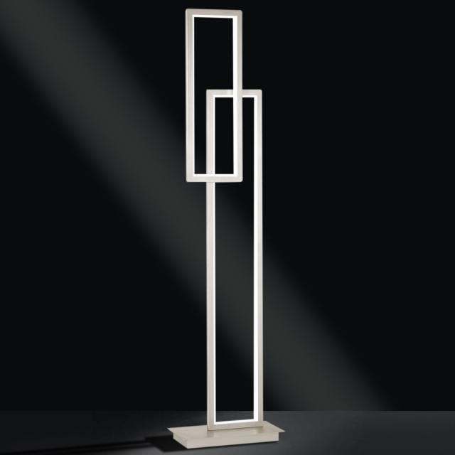 wofi Viso LED Stehleuchte mit Dimmer