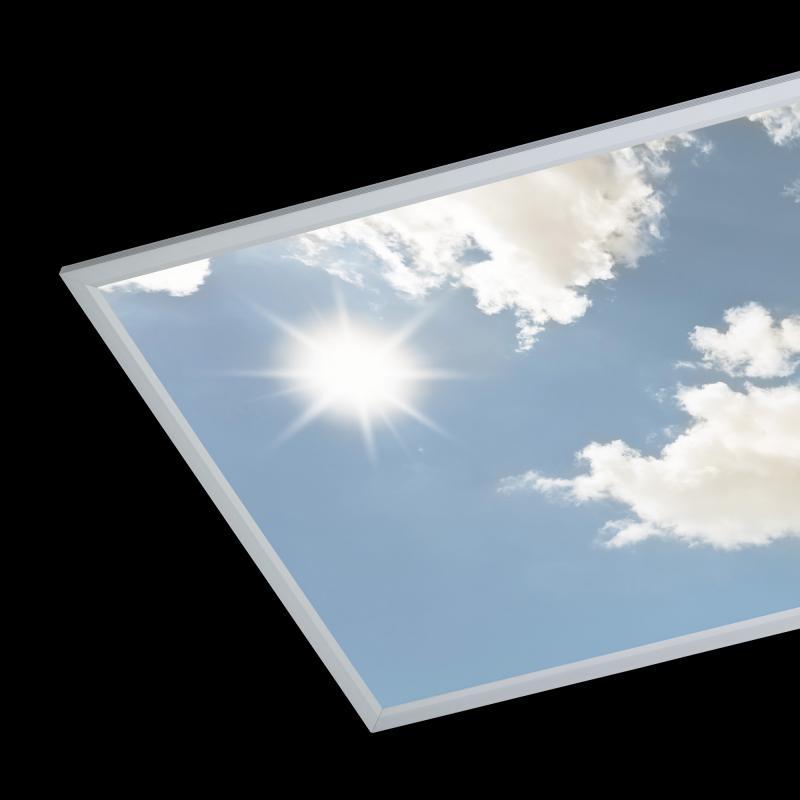 Wofi Liv LED Deckenleuchte mit Dimmer Farbtemperatur einstellbar ...