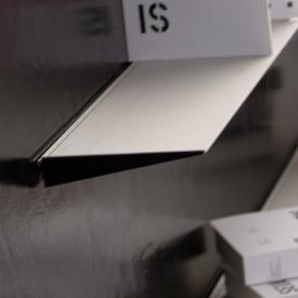 Wogg 10 seitliche linke Abdeckung, schwarz