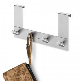 Zack EXIT Türhaken-Leiste für Tür mit Falz 19 mm