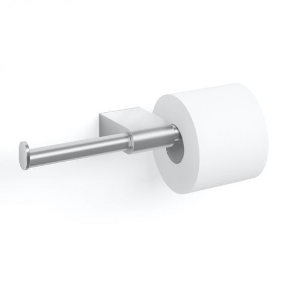 Zack ATORE Doppelt-Toilettenpapierhalter edelstahl gebürstet